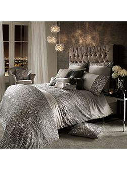 Esta silver housewife pillowcase