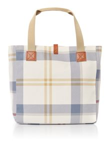 Barbour Barbour canvas summer tote bag
