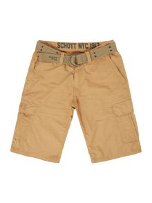 Schott Regular fit cargo short