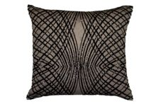 Kylie Minogue Esta truffle 50x50cm cushion