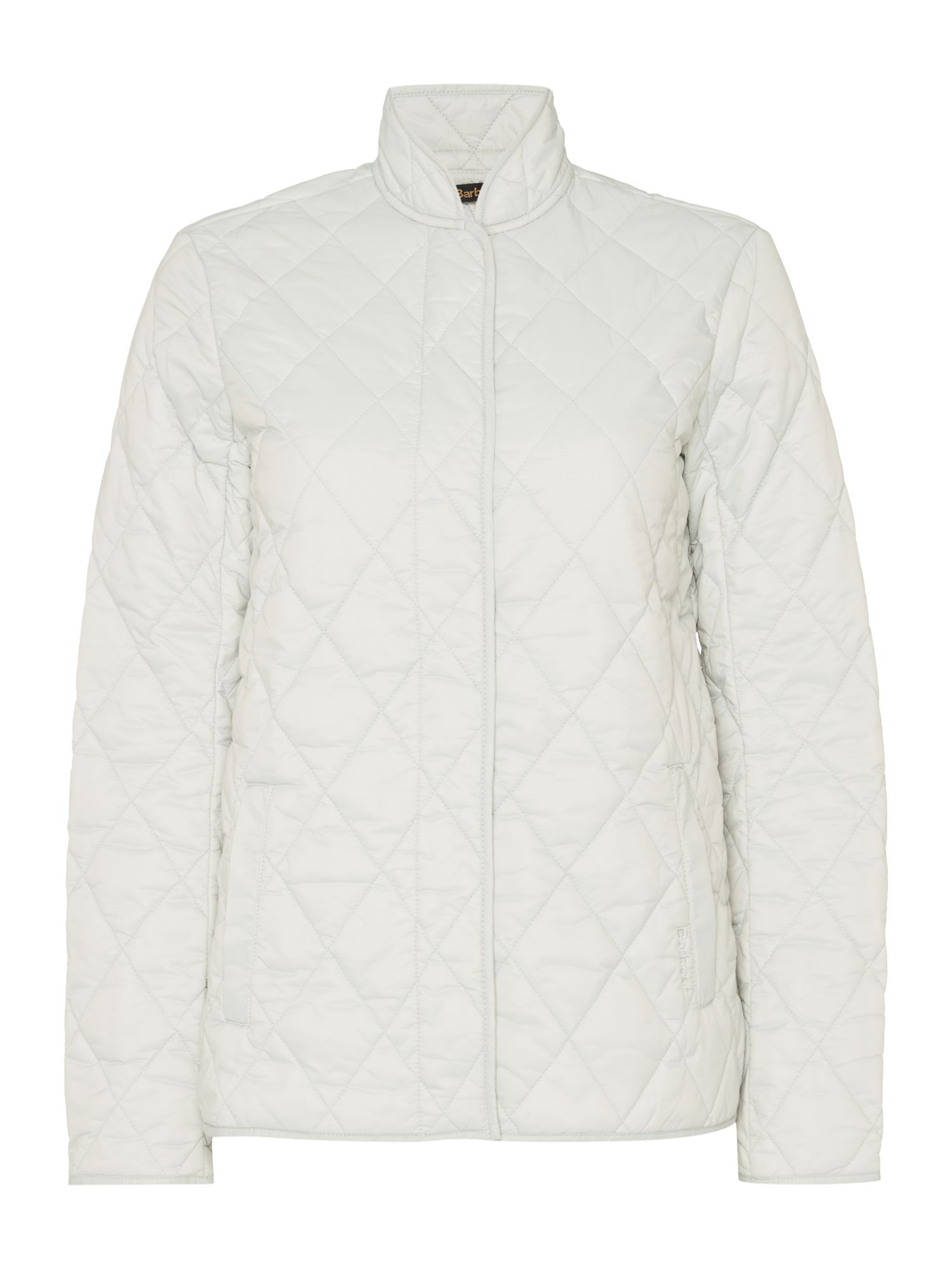 Barbour Rae loch quilt, Off White