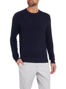 Michael Kors Textured crew neck jumper