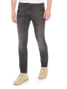 Levi's Line 8 skinny fit jeans