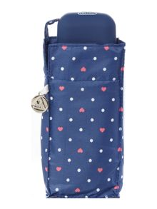 Fulton Polka heart tiny umbrella