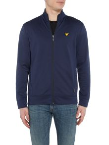 Lyle and Scott Golf Kenmore zip through midlayer
