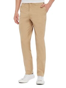 Lyle and Scott Fidra cotton stretch chino trouser