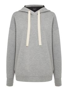 Label Lab Scuba hooded top