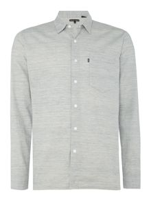 Levi's Line 8 1 pocket marl shirt