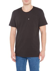 Levi's Line 8 long line 1 pocket t-shirt