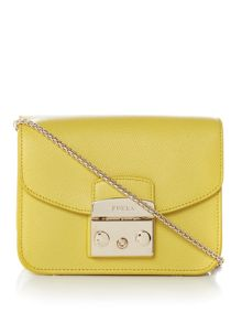 Furla Metropolis flap over crossbody bag