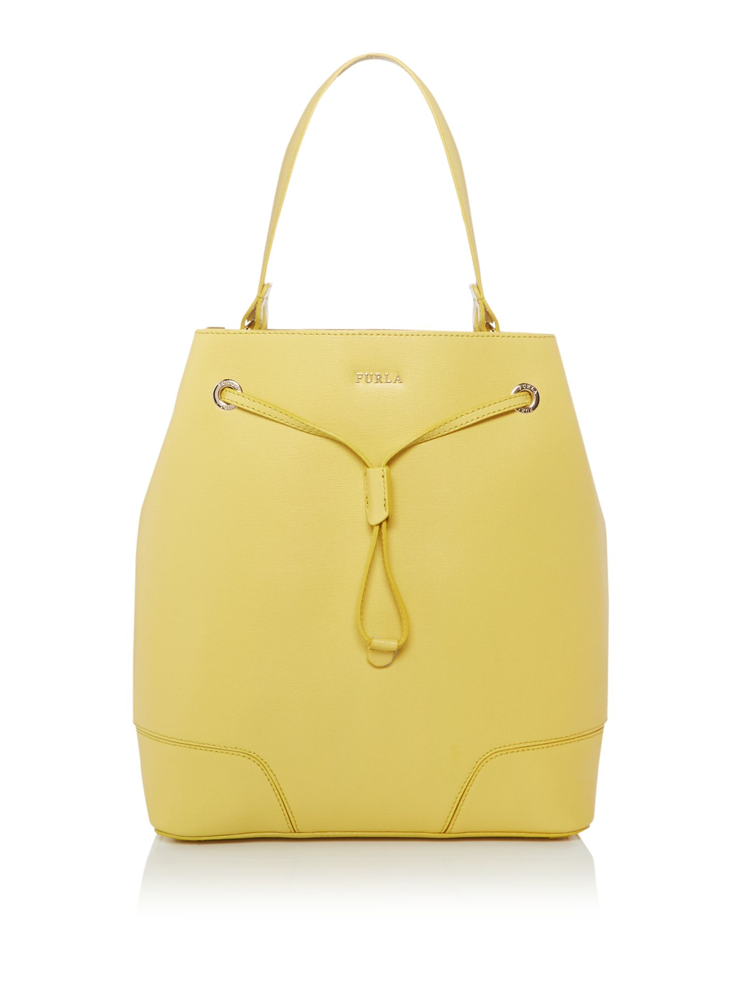 Furla Stacy Drawstring Bucket Bag Review