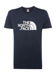 The North Face Easy logo short sleeve t-shirt
