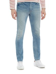 Levi's 510 skinny fit light wash jeans