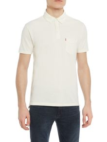 Levi's 1 pocket short-sleeve polo shirt