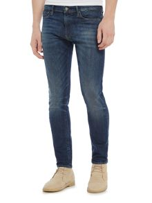 Denim and Supply Ralph Lauren Dark wash skinny fit jeans