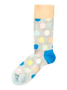 Happy Socks Big Dot Ankle Sock
