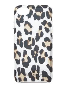 Kate Spade New York Leopard iphone 7 case