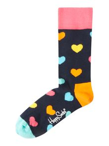 Happy Socks Heart Ankle Sock
