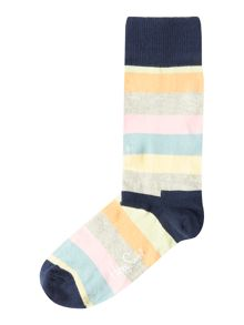 Happy Socks Stripe Ankle Sock