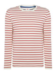 Levi's Striped long sleeve t-shirt