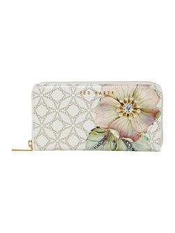 Eamon large gem ziparound purse