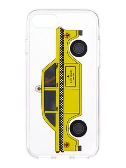 Jeweled taxi iphone 7 case