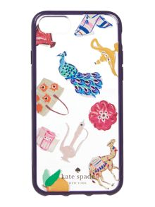 Kate Spade New York Jeweled souk iphone 7 case