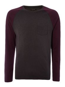 Label Lab Hudson Long Sleeve Raglan