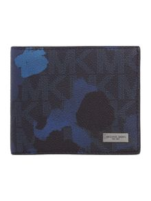 Michael Kors Jet Set Camo Billfold Wallet