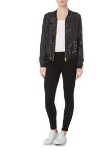 Second Female Tally Bomber Jacket