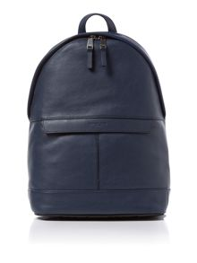 Michael Kors Odin Leather Backpack