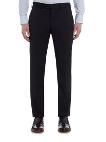 Armani Collezioni Slim-Fit plain front trousers