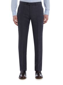 Armani Collezioni Tapered Fit Soft Lyocell Chinos