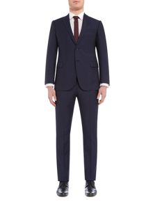 Armani Collezioni Two-piece Slim-fit Wool Suit