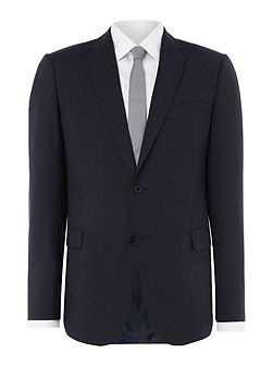 Two-piece Slim-fit Wool Suit