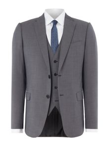 Armani Collezioni 3-Pieces Slim Fit Suit