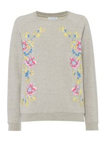 Dickins & Jones Polly Printed Sweat