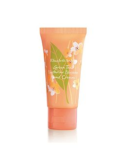 Green Tea & Nectarine Blossom Hand Cream 30ml