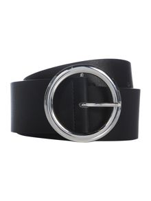 Therapy Therapy circle buckle waist belt