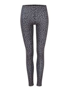 Dharma Bums Graphic animal high waist 7/8 legging