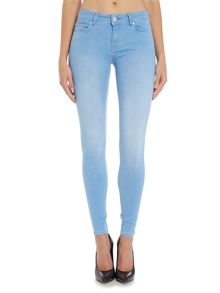 Salsa Collete Skinny jean in denim light wash