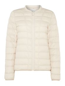 Part Two Lightweight quilted coat