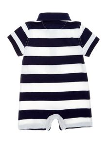 Polo Ralph Lauren Baby Boy Rugby All in One