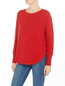 Part Two Ribbed jumper