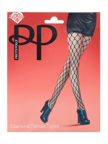 Pretty Polly Double Net Tight