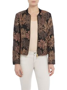 Part Two Flower bomber jacket