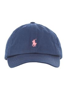 Polo Ralph Lauren Girls Baseball Cap
