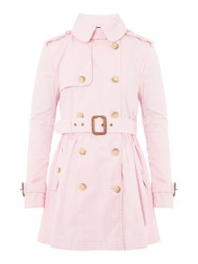 Polo Ralph Lauren Girls Trench Coat Jacket