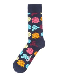 Happy Socks Rose Sock