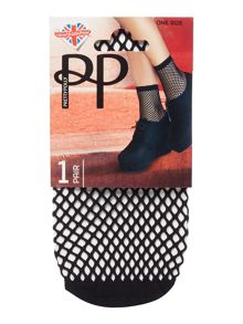Pretty Polly Ropenet Ankle High
